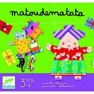 Djeco Jeu d'équilibre: Matoudematata
