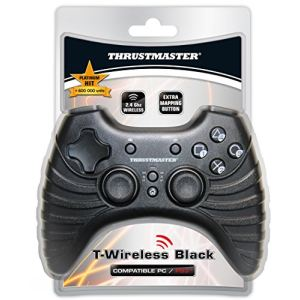 ThrustMaster T Wireless - Manette pour PS3 et PC