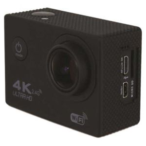 Muvit Caméras d'Action Sports Camera WiFi HD 4K I/O