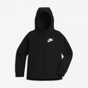 Nike Sweatà capuche entièrement zippé Sportswear pour Fille plus âgée - Noir - Taille L - Female