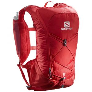 Salomon Agile 12 Kit sac à dos, goji berry Sacs à dos course à pied