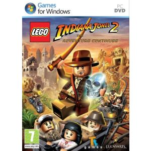 LEGO Indiana Jones 2 : L'Aventure Continue [PC]
