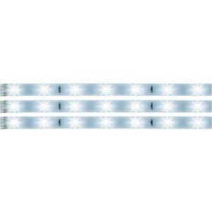 Paulmann Bande d'éclairage décoratif YourLed de 3 x 97 cm, 70 213 Led blanc