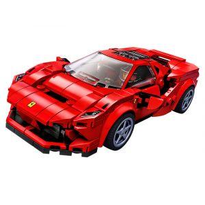 Lego Ferrari F8 Tributo - Speed Champions - 76895