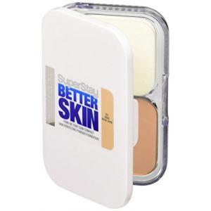 Maybelline SuperStay Better Skin 021 Beige doré - Fond de teint poudre soin compact