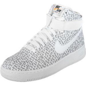 Nike Chaussure de basket-ball Chaussure Air Force 1 High LX pour Femme - Blanc Taille 39