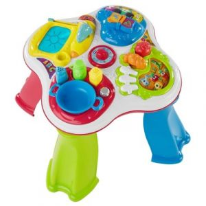 Chicco Table Hobbies bilingue