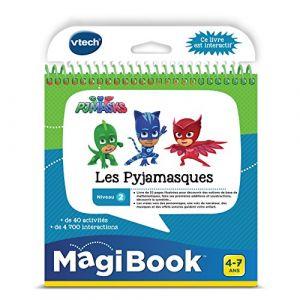 Vtech Magibook - Les Pyjamasques