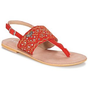 Kaporal Sandales MOST rouge - Taille 37,39,40