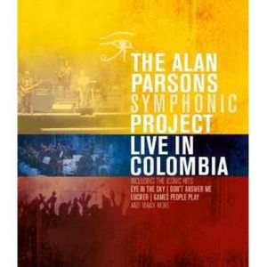 The Alan Parson Symphonic Project : Live in Columbia