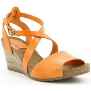 Kickers Sandales Spagnol orange - Taille 39,40