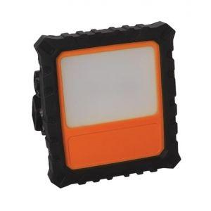 Velleman PROJECTEUR DE CHANTIER RECHARGEABLE LED - 10 W 700 LM - AVEC FONCTION VARIATEUR EWL431NW-R