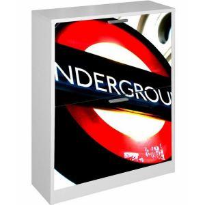 Image de Meuble à chaussures design Underground