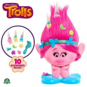Giochi Preziosi Tête à coiffer Poppy Trolls
