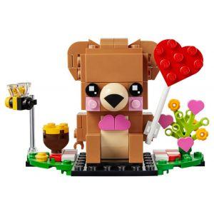 Lego Brickheadz - Lours De La Saint-Valentin - 40379