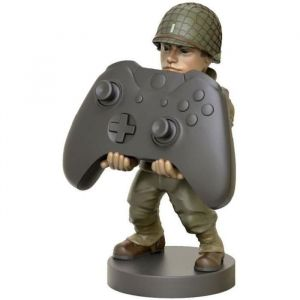 Figurine Support manette Call of Duty WWII Camouflage