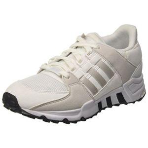 Image de Adidas EQT Support J, Chaussures de Gymnastique Mixte Enfant, Blanc Cassé (FTWR White/Grey One F17/Ftwr White), 39 1/3 EU