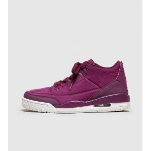 Nike Chaussure Air Jordan 3 Retro SE pour Femme - Pourpre - Taille 40.5