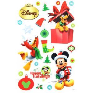 Decoration vitrostatique Disney Mickey