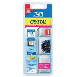 API Fishcare API Crystal taille size 1 x6