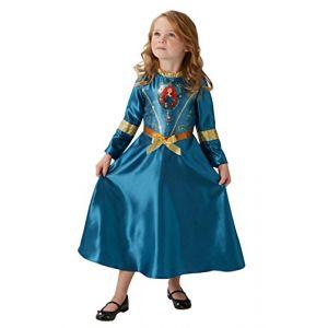 Déguisment Fairy Tale Merida Rebelle 8 à 10 ans