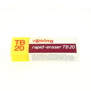 Rotring S0194611 - Gomme rapid-eraser TB20