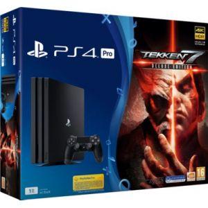 Sony PS4 Pro 1 To + Tekken 7