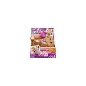 Hasbro FurReal Friends - Peluche Burpsie Bear à câliner