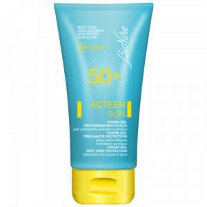 BioNike Acteen Sun - Gel-crème 50+