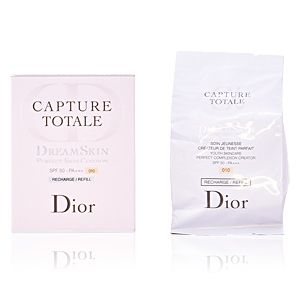 Dior Capture Totale Dreamskin Perfect Skin Cushion  010 - Recharge soin jeunesse créateur de teint parfait