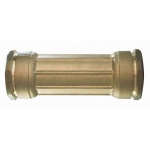 Somatherm 1 manchon de réparation en laiton à visser 19x25 pour tuyau souple