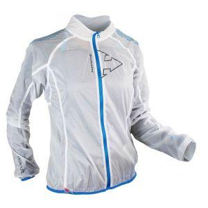 Raidlight Veste Coupe-vent Hyperlight femme BLUE, WHITE - Taille L