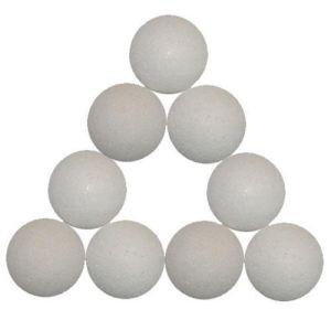 Bonzini 9 balles de Baby Foot dures en plastique