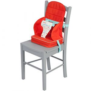 Safety 1st 1st Rehausseur enfant pour chaise Travel Booster Red Lines rouge