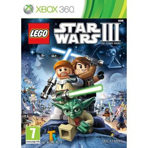 LEGO Star Wars III : The Clone Wars [XBOX360]