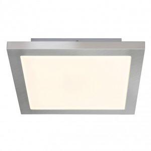 Brilliant AG Dalle LED 24 W blanc chaud, blanc neutre, blanc lumière du jour Smooth G20884/13 fer