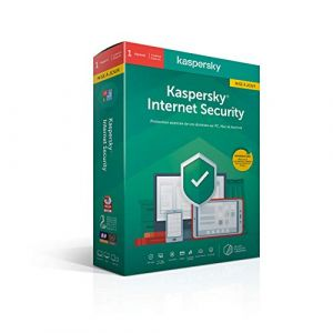 Internet Security 2020 - Mise à jour 1 poste / 1 an [Mac OS, Windows]