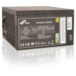 Fortron FSP650-80EGN - Bloc d'alimentation PC 650W certifié 80 Plus Gold