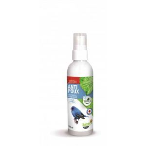 Naturly's Octave Lotion Bio Anti Insect pour oiseaux 100 ml