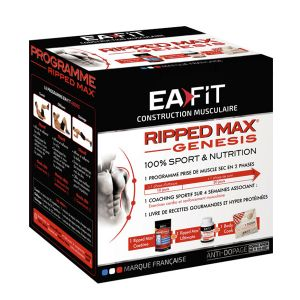 EA Fit Ripped Max Genesis Programme de 30 jours