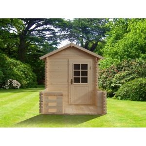 Vogue sauna Sauna d'extérieur 2/3 places HUVILA III