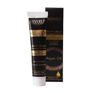 Revuele Argan oil Night cream - Anti-wrinkle