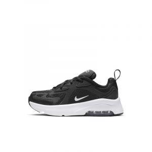 Nike Chaussure Air Max 200 pour Jeune enfant - Noir - Taille 35.5 - Unisex