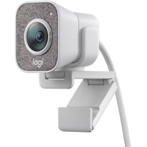 Image de Logitech Streamcam Off White - Webcam