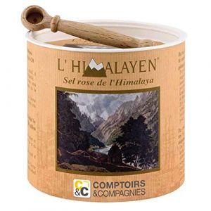 Comptoirs et Compagnies Sel rose de l'Himalaya 250 g