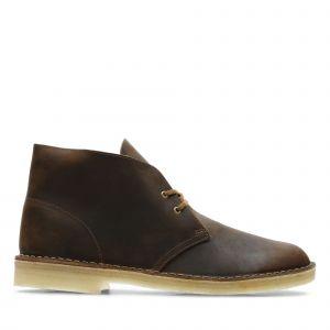 Clarks Desert Boot Jaune Miel - Taille 39½