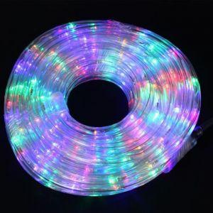 Cordon de Noël 432 LED 8 fonctions multicolore (18m)