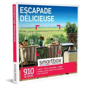 Smartbox Coffret cadeau Escapade délicieuse