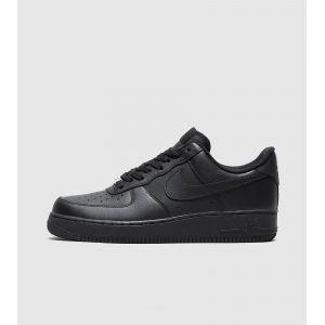 Nike Air Force 1 Noire Baskets Homme