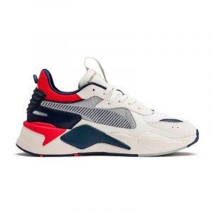 Puma Rs-x Hard Drive Blanc Rouge 369818 03 - EU 40